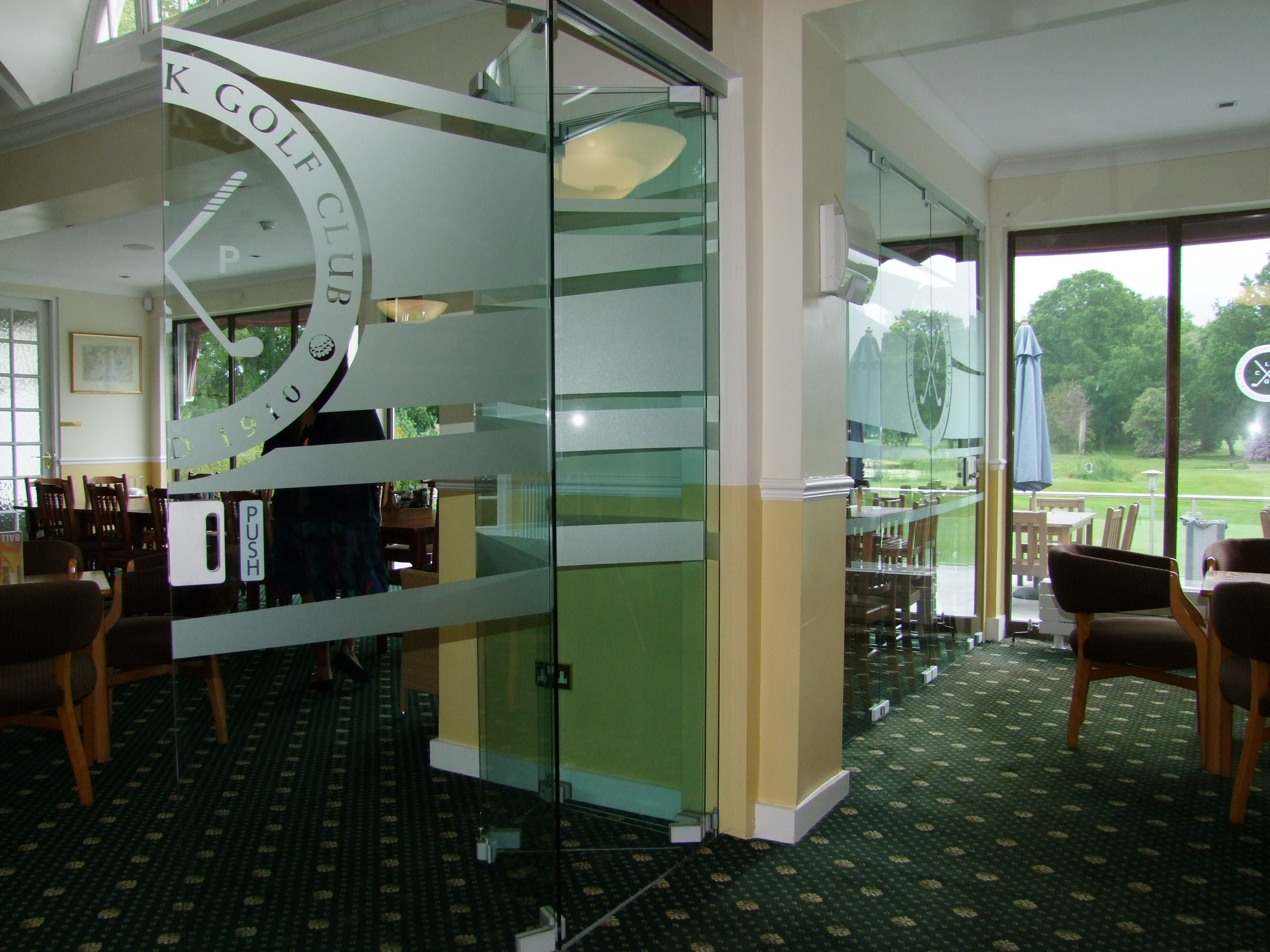 Why choose glass folding doors in your office building additions glass door partitions 1 planetlyrics Choice Image