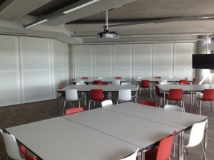 Bournemouth University partition system