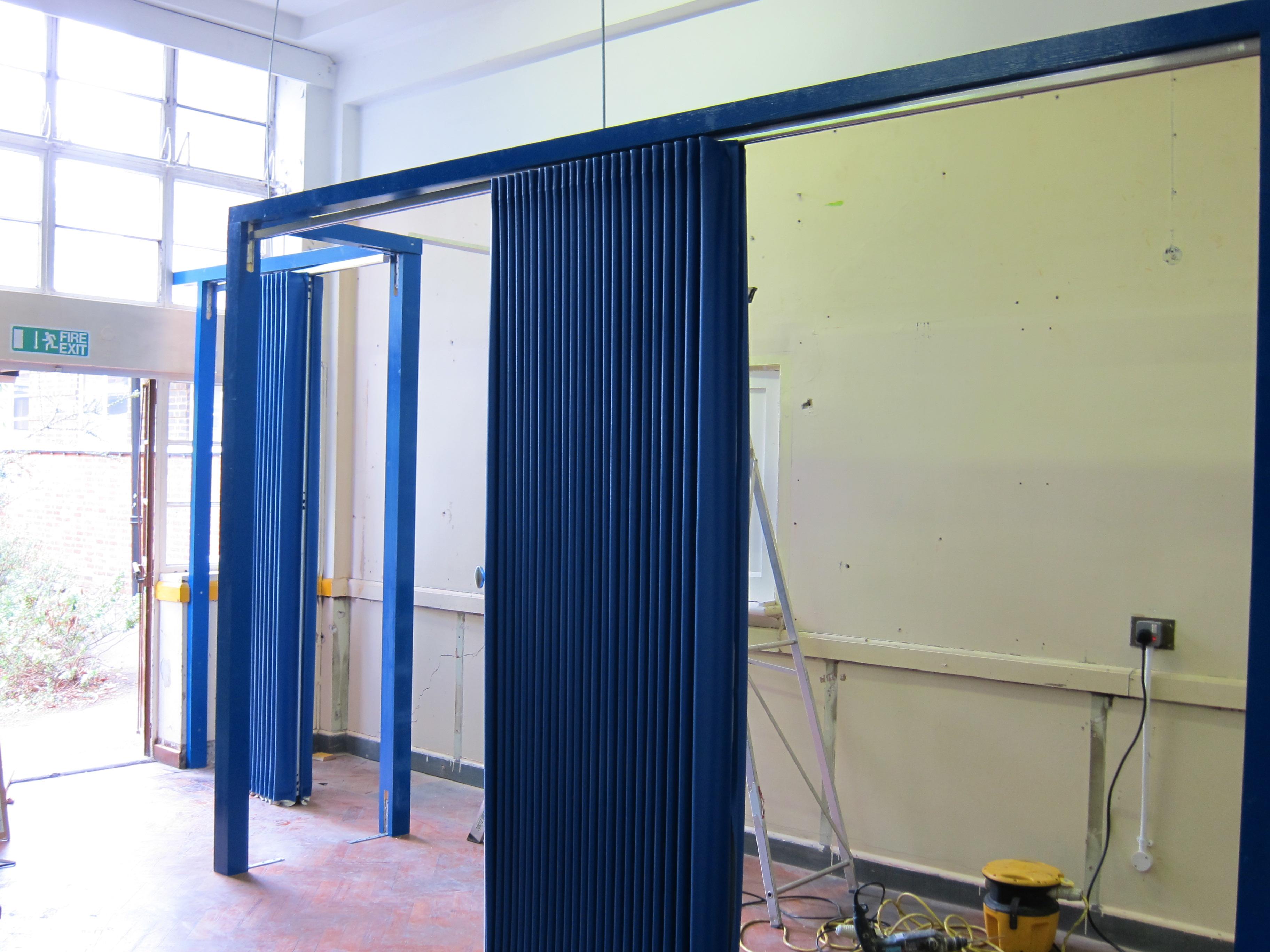 sliding room dividers uk