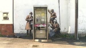 Famous British Artist Banksy